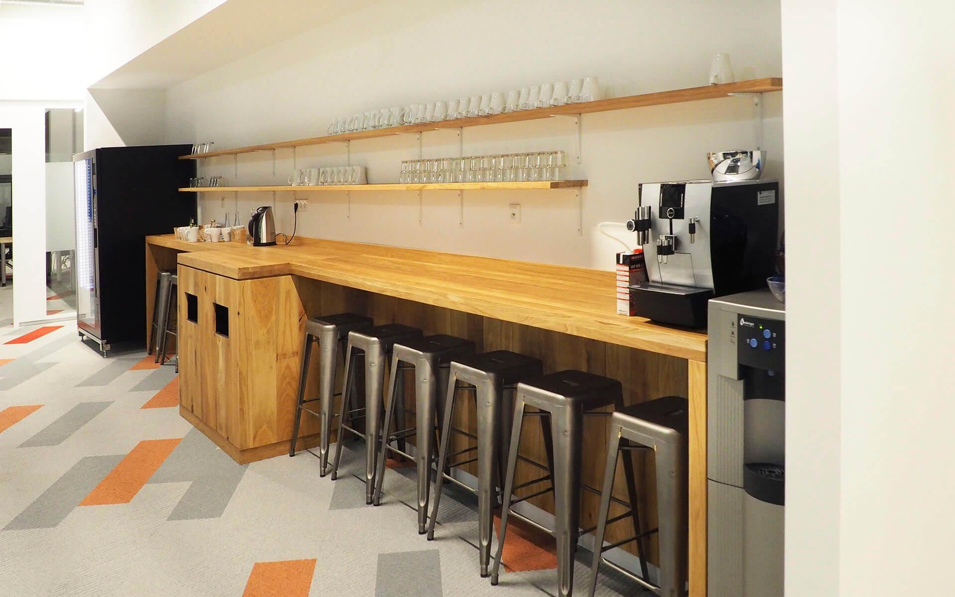 Delafair Innenausbau / Bürobau / Küchenbau