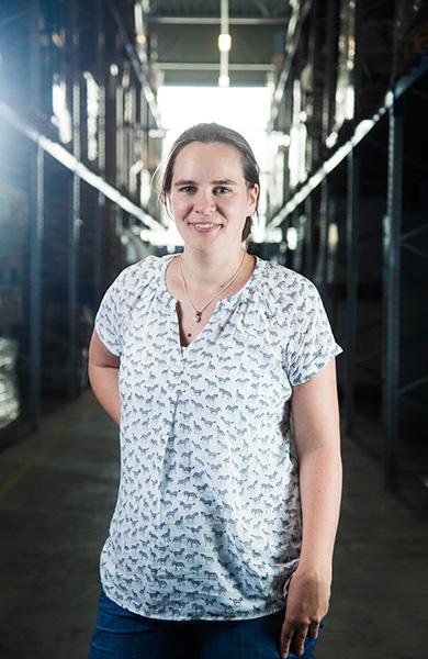 Delafaeir Mitarbeiter - Inga Heuer